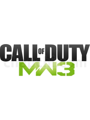 لوگو بازی Call of Duty Modern Warfare 3